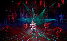 Starlight Express- Mykal Rand as Electra. Photo credit: Eric Richmond
