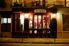 • MÉTROPOLITAIN • 8, rue de Jouy 75004 Paris 09 81 20 37 38 Quartier : Saint-Paul/Marais/Place des Vosges