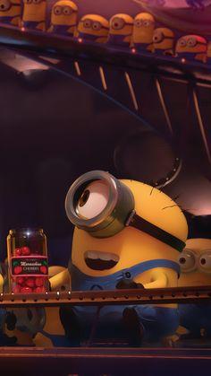 Art cartoon fun despicable me minions 2015 blue yellow hd iphone 5 wallpape Minion Wallpaper Iphone, Cute Minions Wallpaper, Disney Phone Wallpaper, Cartoon Wallpaper Iphone, Cute Cartoon Wallpapers, Minions Friends, Minions Love, Minions Despicable Me, Funny Minion