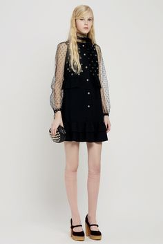 Red Valentino Pre-Fall 2015 - Slideshow - Runway, Fashion Week, Fashion Shows, Reviews and Fashion Images - WWD.com