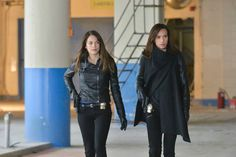 """S2 EP14 """"Redemption"""" - Tess and Catherine"""