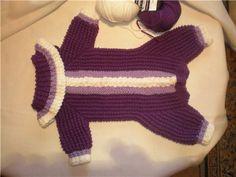 Вяжем свитер для йорка мастер класс