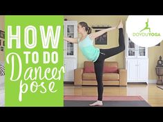 Day 1 - 30-Day Yoga Challenge - Let's Get Started! - YouTube