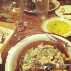 #bertuccis #gratinati #pasta #brickoven --> Instagram photo by @saraalexandra0131 (saraalexandra0131) | Statigram