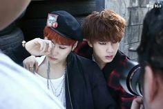 Suga & Jin