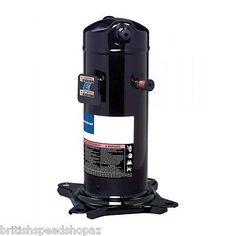 Copeland 4 Ton Digital Scroll Ac Condenser Compressor Zbd45kce Tfd 950 460v