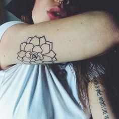 I love spontaneous decisions Cactus Tattoo Small, Succulent Tattoo, Small Tattoos, Piercings, Ink, Tattoo Ideas, Tatoo, Mandalas, Art