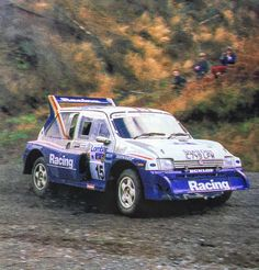 Metro 6R4 Jimmy McRae Rally RAC 1986 Rally Raid, Motor Sport, Car And Driver, Monte Carlo, Cars And Motorcycles, Cool Cars, Race Cars, Classic Cars, Racing