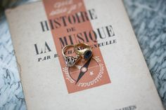 Bague en or mariage.   Photo by @SweetFélicité. #wedding #ring