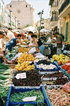 Märkte auf Mallorca