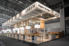 LBBW - exhibition stand