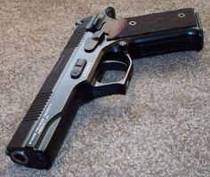 Pardini GT9, .45acp, incredibly smooth