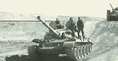 The Egyptian army received approx. 200 Soviet built T-62 mod.1967 MBTs between 1971-73. These tanks equipped Egypt's 15th and 25th armored B...