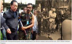[Pemerintah Siap Ampuni Gerombolan Separatis] Habis Tax Amnesty Terbitlah Criminal Amnesty?  [portalpiyungan.com]Pernyataan Menteri Koordinator Bidang Politik Hukum dan Keamanan (Menkopolhukam) Luhut B Panjaitan terkait usulan pemberian amnesti kepada kelompok separatis Aceh pimpinan Nurdin alias Din Minimi menjadi perlu diperhatikan secara cermat. Luhut menilai amnesti atau pengampunan kepada kelompok Din Minimi merupakan solusi tepat untuk menghentikan gerakan separatis kelompok tersebut…