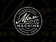 Petrolicious / Man & Machine