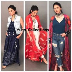 Go global and stay rooted! my fav Easy breezy summer looks for you. with (Link in the bio) Glamouröse Outfits, Casual Outfits, College Outfits, Casual Wear, Indian Attire, Indian Wear, Indian Designer Outfits, Designer Dresses, Indian Dresses