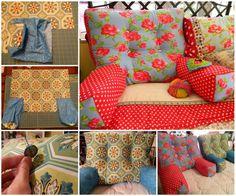 & DIY Body Pillow Contours To Your Shape | More Pillows and Bodies ideas pillowsntoast.com