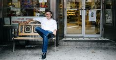 How Urban Oyster's David Naczycz is changing the way people discover New York City