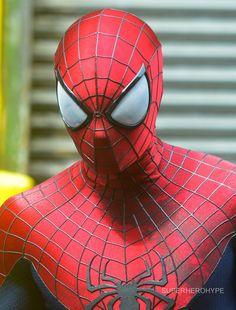 D Printing New The Amazing Spiderman Superhero Costume Deadpool And Spiderman, Spiderman Spider, Amazing Spiderman, Spiderman Pics, Marvel Comics, Marvel Heroes, Marvel Dc, Andrew Garfield, Marvel Comic Character