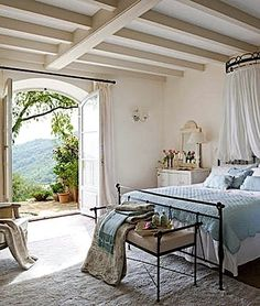 Provence Villa Bedroom