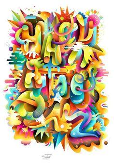 Hackathon Two Poster by Matt Luckhurst