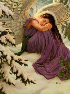 SNOW ANGEL BY RAOUL VITALE