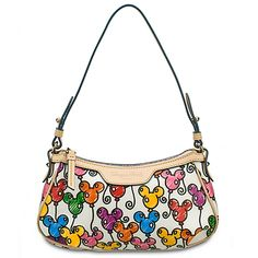 Balloon Mickey Mouse Dooney & Bourke purse. I love it.