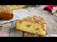 Torta 5 minuti salata - Ricetta.it - YouTube