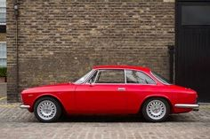 Alfa junior perfect stance