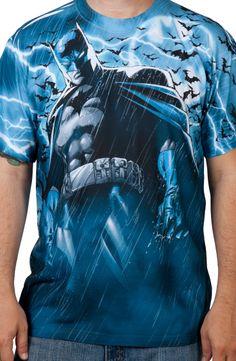Lightning Batman Shirt