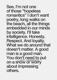 Dating good man