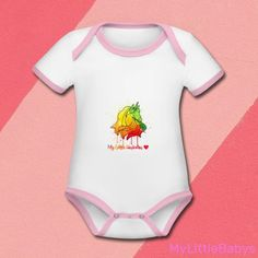 Baby Outfits, My Little Unicorn, One Design, Children, Kids, Onesies, Arm, Clothes, Fashion
