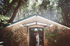¡Novias con mucho estilo!  La boda en Málaga de Noelia y Antonio.   #Novias #vestidodenovia #yolancris #estilo #boda #ideasboda #noviareal #inspiracion