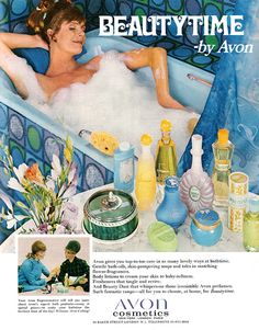 Avon advertisement.	  by totallymystified