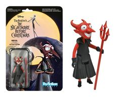 Lindsey's Toy Room - The Nightmare Before Christmas The Devil 3.75 Inch ReAction Figure, $9.99 (http://www.lindseystoyroom.com/the-nightmare-before-christmas-the-devil-3-75-inch-reaction-figure/)