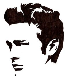 Come back to the Five and Dine, Jimmy Dean Jimmy Dean James Dean, James D'arcy, Stencil Printing, Stencil Art, Stencils, Star Illustration, Illustrations, Airbrush, Pop Art