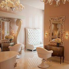 home salon decor ff c a e c bcceb salon studio makeup studio decor salons Hair Salon Interior, Salon Interior Design, Beauty Salon Decor, Beauty Salon Design, Beauty Bar, Makeup Studio Decor, Schönheitssalon Design, Design Ideas, Spa Rooms