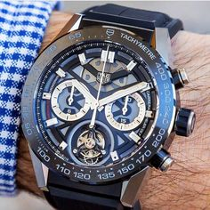 Carrera Heuer-02t by @richeswatches #tagheuer #tagheuercarrera #heuer02t #tourbillon #carrera #calibre11