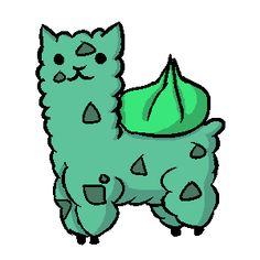 Click and drag to find your llama pokémon - GIF on Imgur