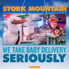 The Storks are back in the business of delivering babies, at least until they can find a home for one unauthorized little girl! Check out the trailer for the upcoming Warner Bros. Storks Movie, New Animation Movies, Baby Delivery, Kids Choice Award, Choice Awards, Delivering A Baby, Kids Laughing, Family Movie Night, Best Books To Read
