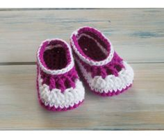 (PDF PATTERN) Baby Babble Booties
