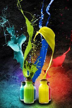 Splash Photography....
