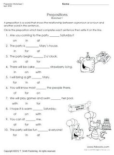√ Preposition Worksheets for Grade 1 . 22 Preposition Worksheets for Grade 1 . Preposition Worksheet 1 Free Preposition Worksheets for Grade Adjective Worksheet, Sequencing Worksheets, 2nd Grade Worksheets, Comprehension Worksheets, Science Worksheets, Writing Worksheets, Kindergarten Worksheets, Printable Worksheets, Free Printable