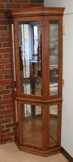 curio cabinet the brick 2