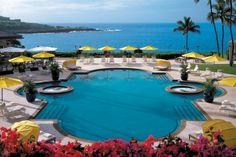 Four Seasons Resort Lana'i at Manele Bay, Lana'i, Hawaii
