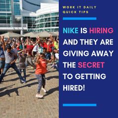 5 Tips From Nike Recruiters On How To Ace Your Tech Interview Mobile Advertising, Job Search Tips, Career Inspiration, Operations Management, Business Intelligence, Job Posting, How To Run Faster, Career Advice