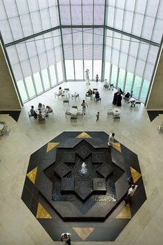 Museum of Islamic Art, Doha, Qatar I.M. Pei