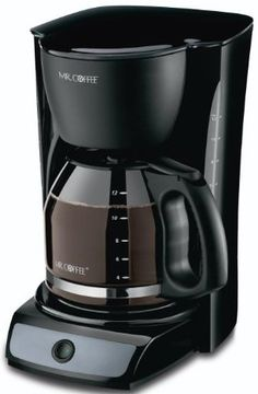 Mr. Coffee 12-Cup Switch Coffeemaker $15.88 from $30