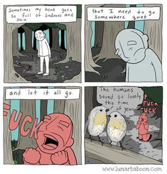 lunarbaboon - Comics - Release