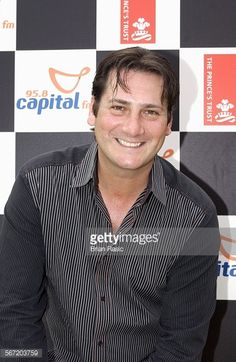 Capital Fm Party In The Park For The Princes Trust In London, Britain - 05 Jul 2003, Tony Hadley